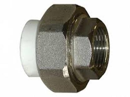 Pilsa Муфта розбірна з внутрішньою різьбою PPR 32х1